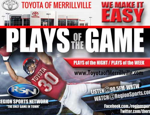 Toyota of Merrillville Plays of the Game – Week #6